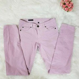 Kut From The Kloth Diana Skinny Pink Cords Size 4